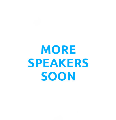 More Speakers Soon